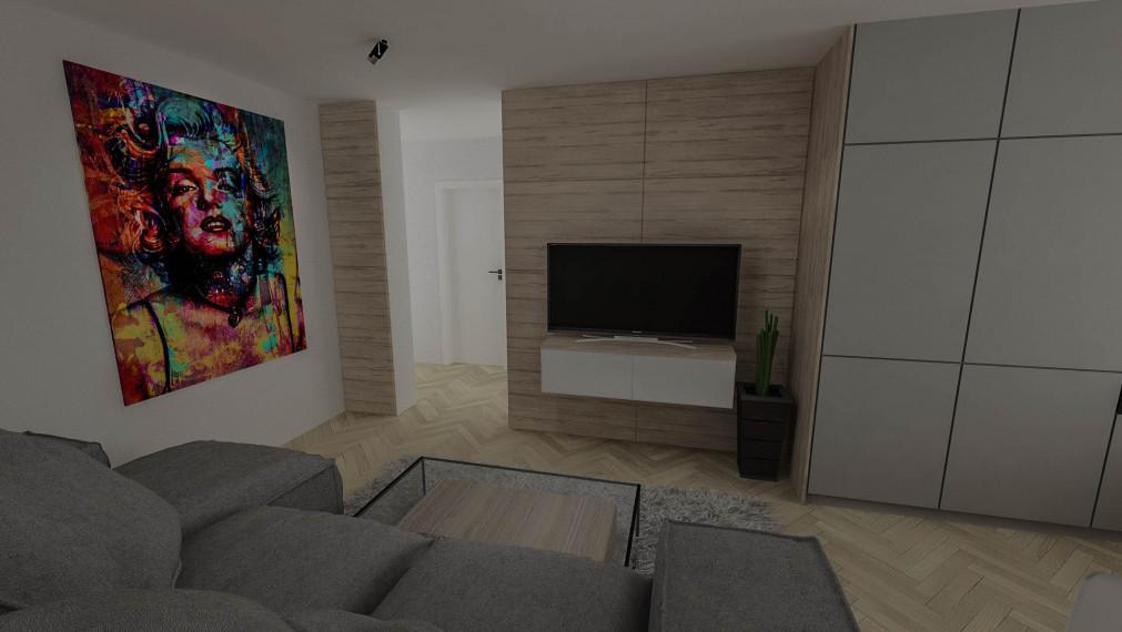 BEDES | Moderný 4izbový byt, Bojnice, LOGGIA