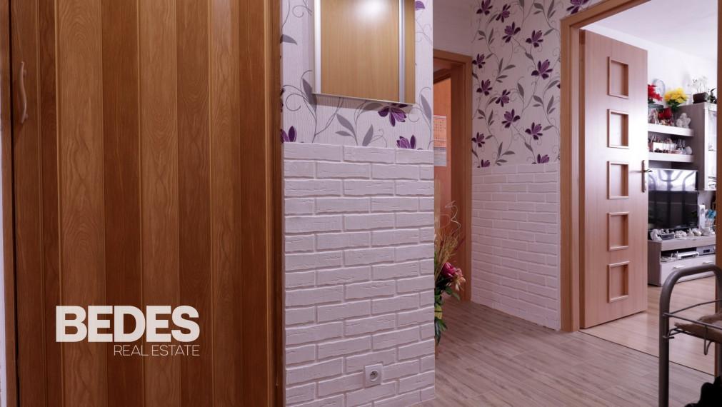 BEDES - Predaj | 3 - izbový byt, 70m2 + loggia, vyhradené parkovacie miesto, Hviezdoslavova
