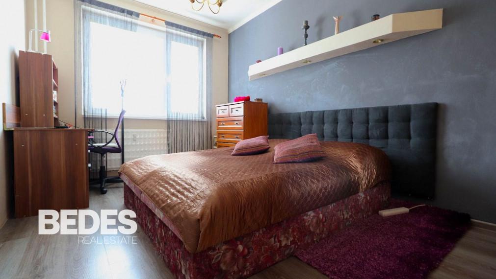 BEDES | Čiastočne zrekonštruovaný 3i byt, Zapotôčky 72m2
