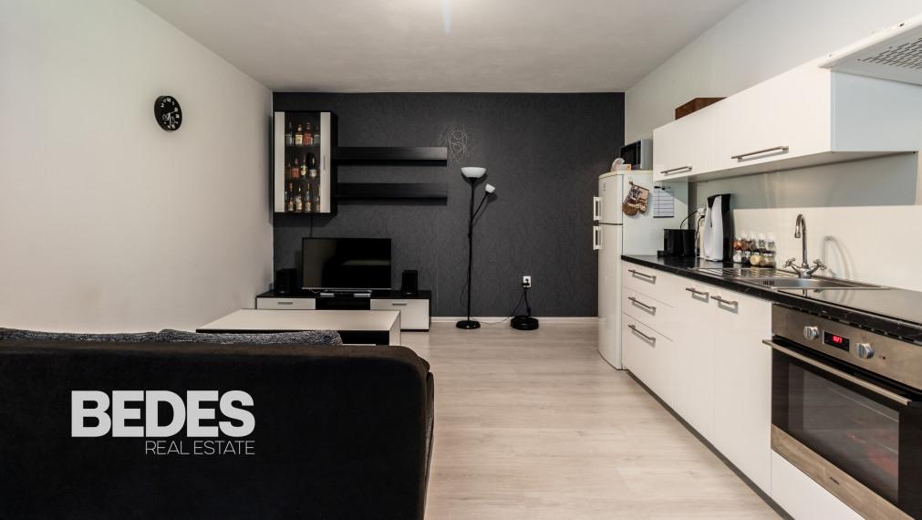 Moderný 1.5 izbový byt v Kanianke so zariadením