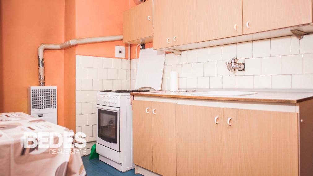 BEDES   tehlový 2 izb. byt, 58m2, samostatné kúrenie, vhodné na investíciu, Handlová